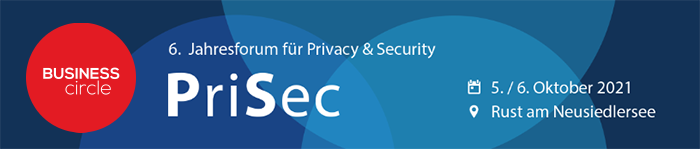 PriSec privacy and security forum